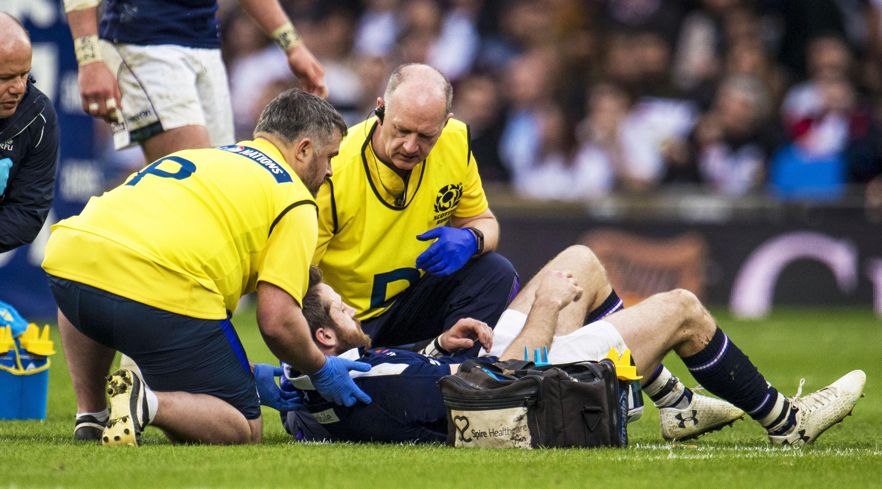 World Rugby Level 1: First Aid in Rugby - Gla