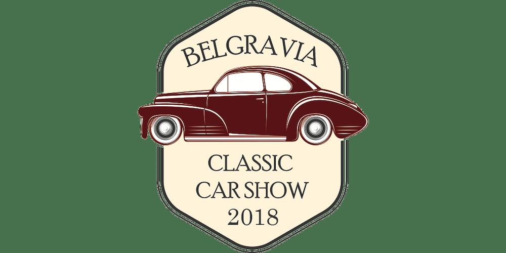 Belgravia Classic Car Show 2018 - Car registration Registration, Sun ...