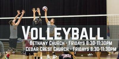 Volleyball @ Bethany Church