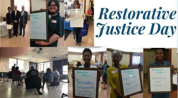 Restorative Justice Day 2018
