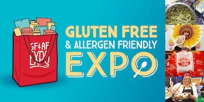 San Mateo Gluten Free & Allergen Friendly Expo (Nov 17-18)