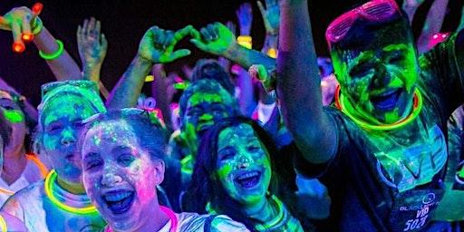 "2020 Luke AFB, Youth Programs ""Family Glow Run"""