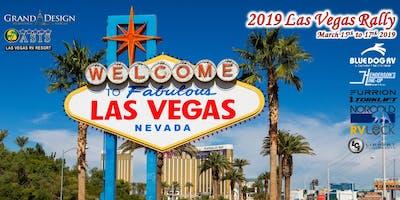 2019 Grand Design RV's Las Vegas Rally