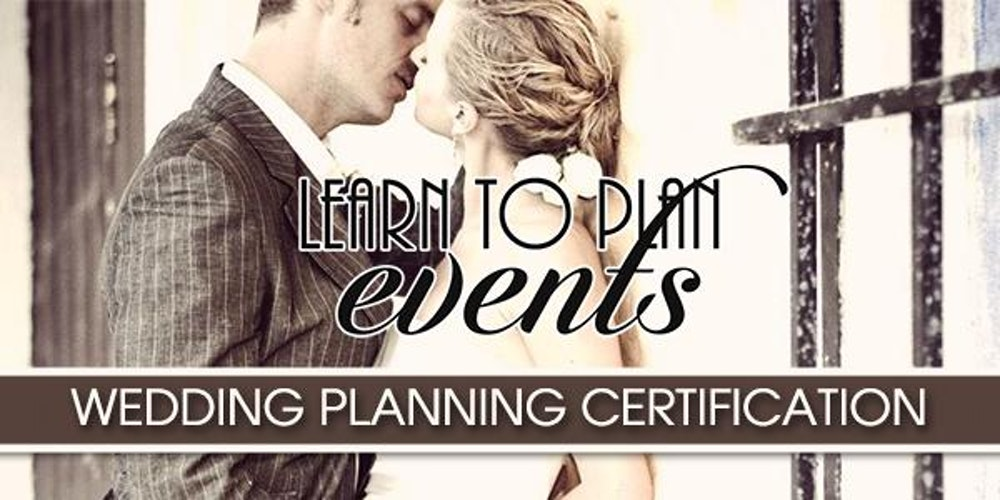 2 Day Raleigh Event Planning Certificate Program February 25 26 2017