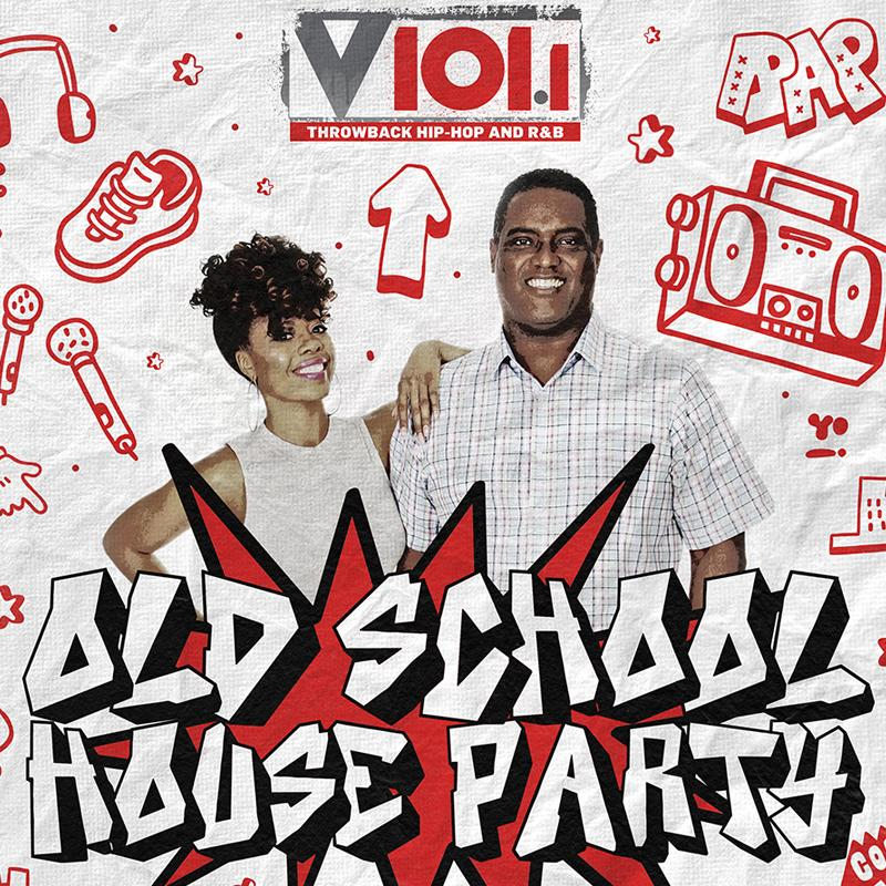 V101's Old School House Party
