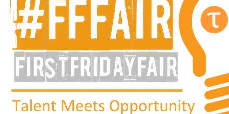 Monthly #FirstFridayFair Business, Data & Tech (Virtual Event) (RecruiterSignup) tickets