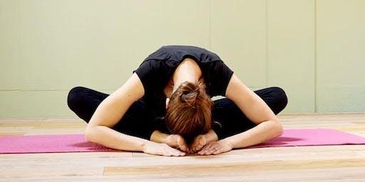 Yin Yoga in Terborg