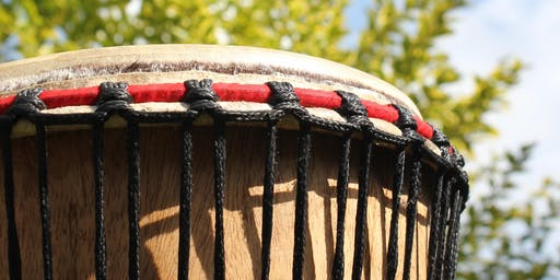 Rusthall Djembe Drumming Workshops