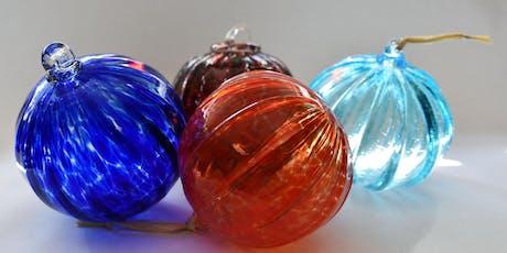 Holiday Ornaments Mini Workshop tickets