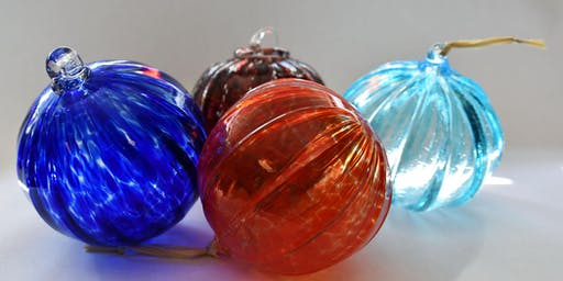 Holiday Ornaments Mini Workshop