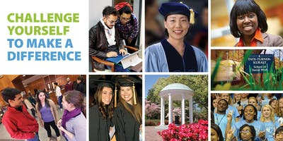 UNC Chapel Hill MSW Information Session Registration