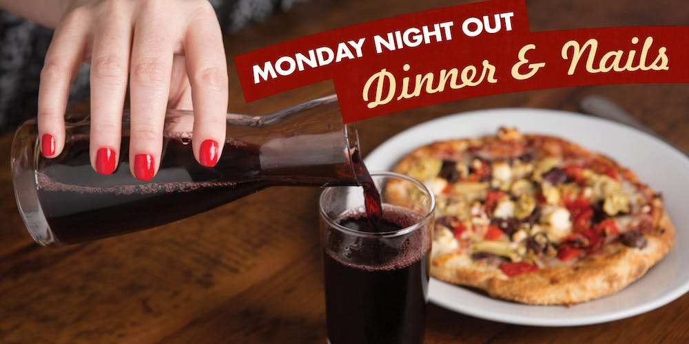 Monday Night Out Dinner & Nails December 2018 Tickets, Mon, Dec 10 ...
