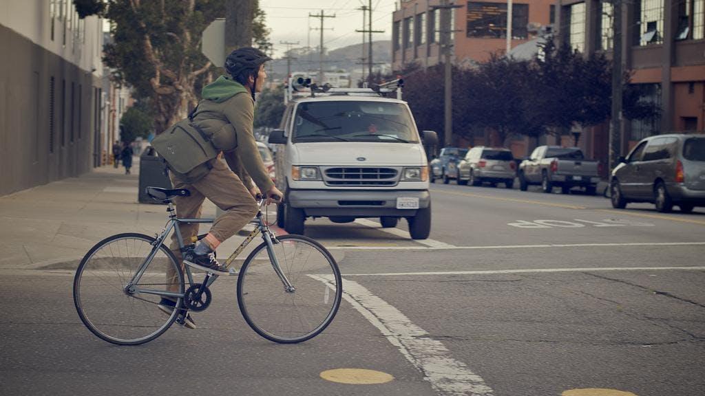 Traffic Skills for Bike Commuting