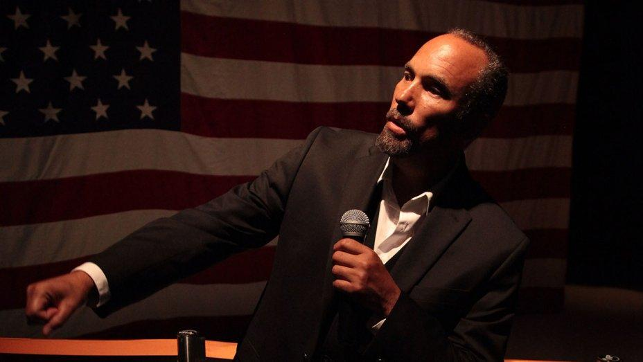 Frederick Douglass Now starring Roger Guenveu