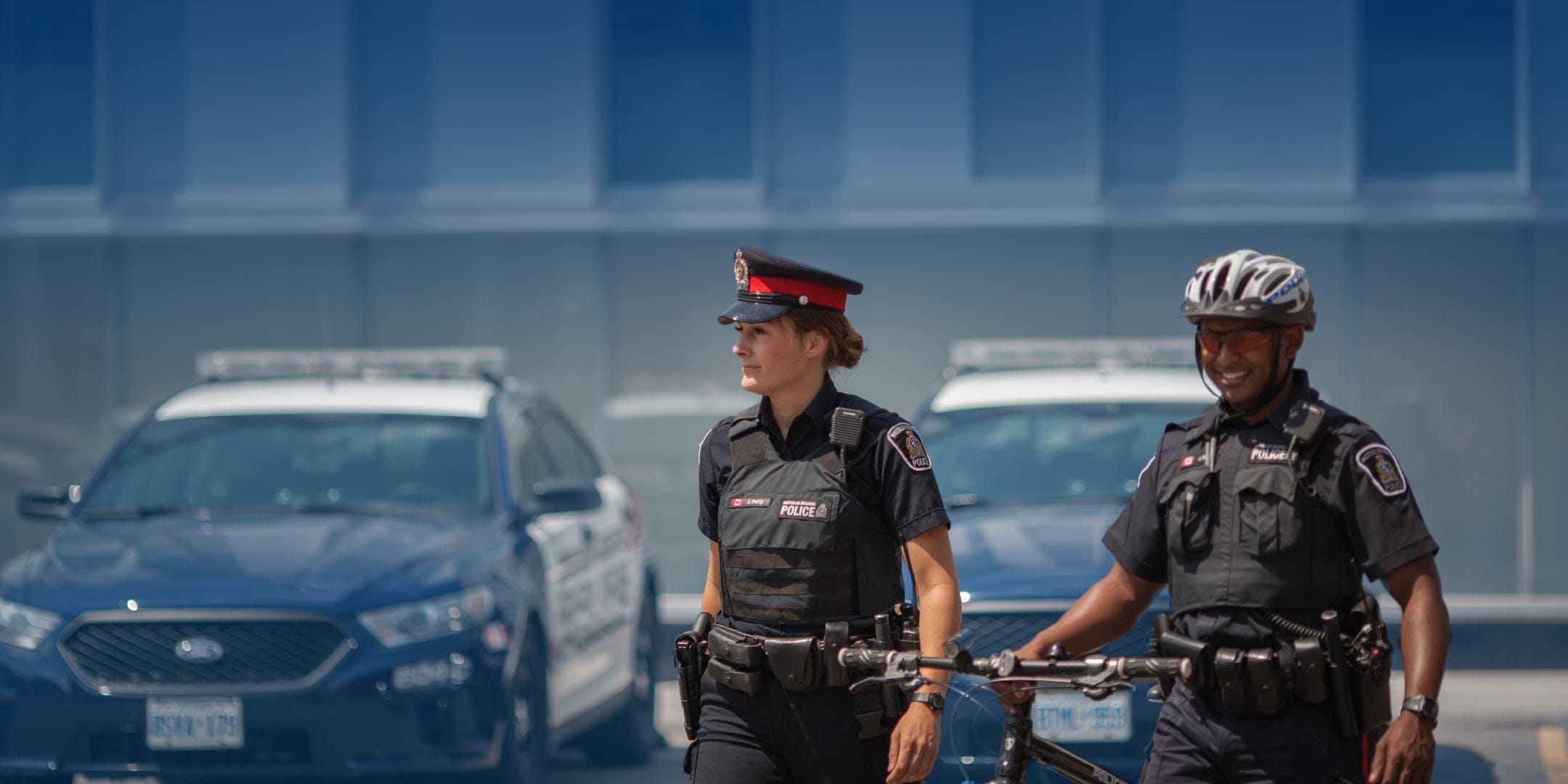 Waterloo Regional Police Service Recruiting I