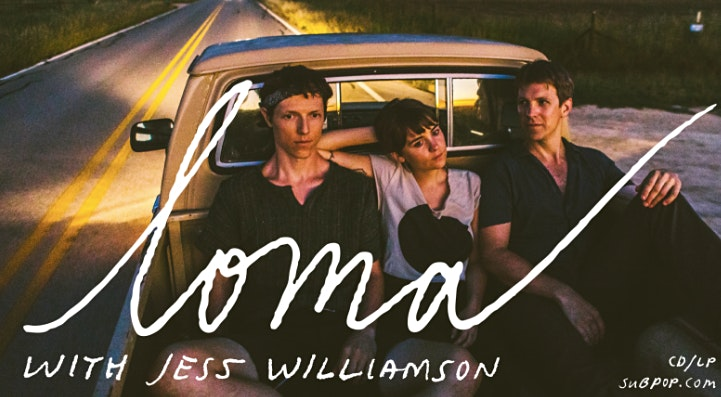 KUTX presents: Loma with Jess Williamson