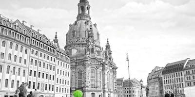 März 2019: Dresden Stadtrundgang mit DresdenWalks