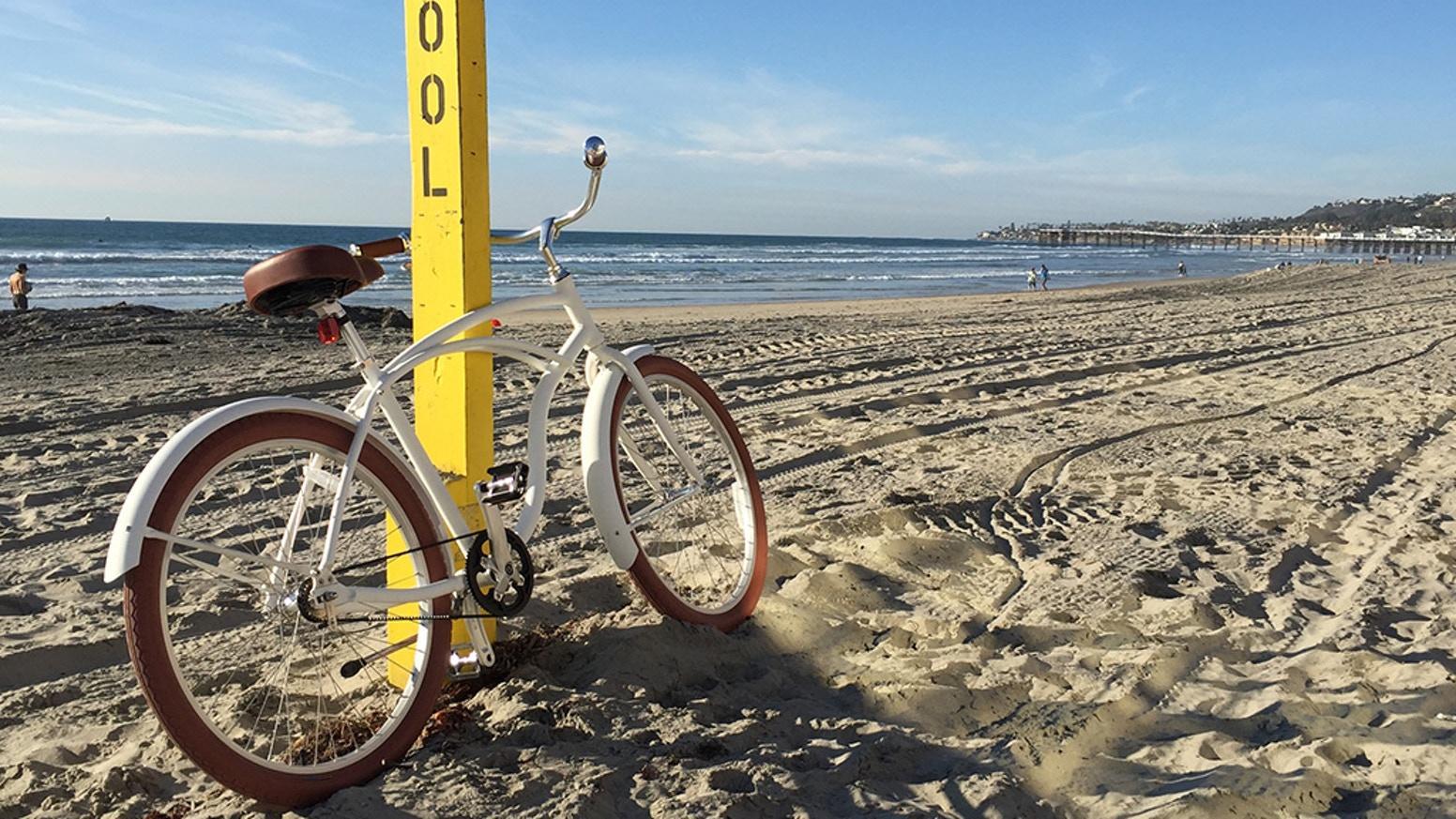 Beach Bike & Tone