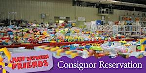 Consignor Reservation - Nashville Music City...