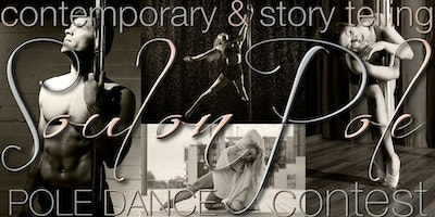 SOUL on POLE | Contemporary & story Telling Pole Dance Contest