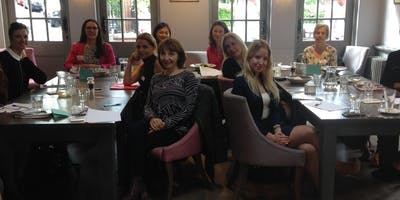 Athena Hampstead Monthly Networking Meeting for Female Entrepreneurs and Executives