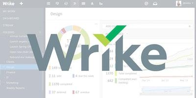 Workshop gratuito sull'introduzione alla piattaforma di project management Wrike™