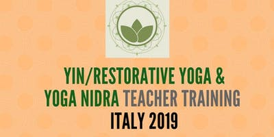 21 Day Yoga Immersion - Italy 2019 $500.00 Deposit
