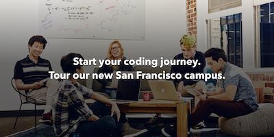 App Academy Campus & Program Tour (San Francisco)