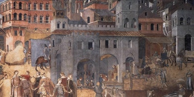 A Matter of Perspective: Constructing Space in Italian Art, Relativity
