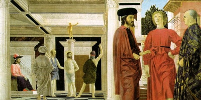 A Matter of Perspective: Constructing Space in Italian Art, Centrality