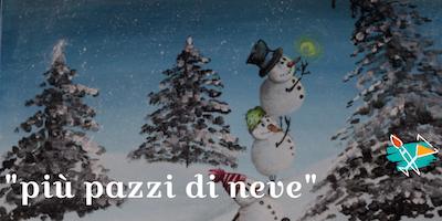 """Dipingi, assaggia e socializza con Appennello: """"più pazzi di neve"""""""