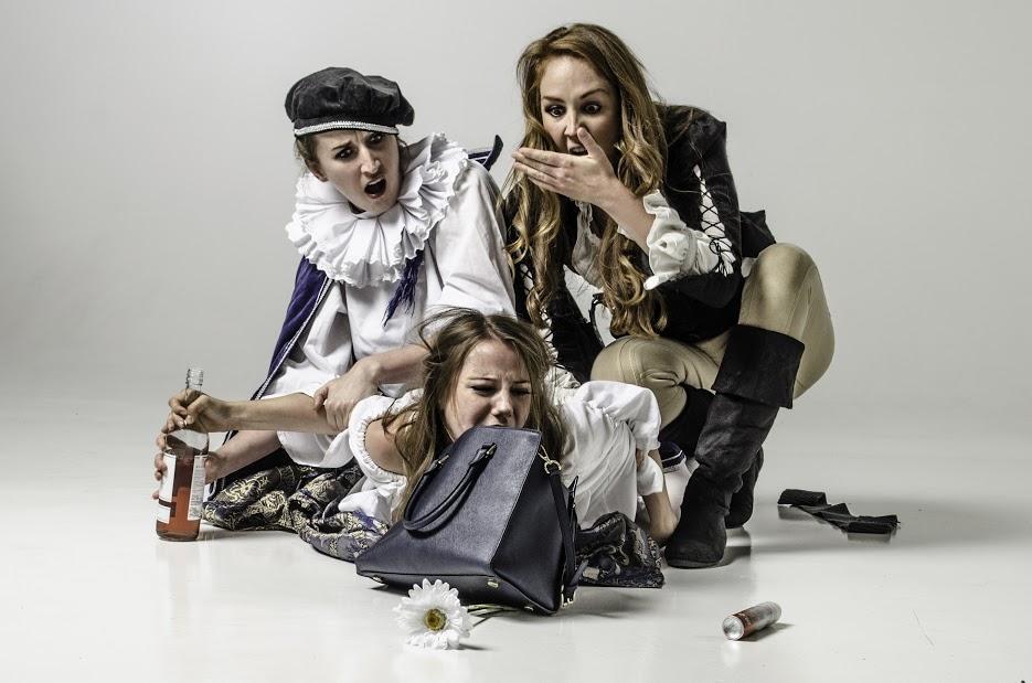 "Sh!t-Faced Shakespeare presents: ""Romeo & Juliet"""