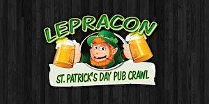 San Francisco St. Patrick's Day Pub Crawl: Lepracon 6