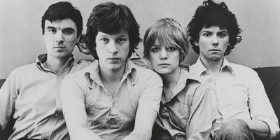 TALKING HEADS ('Speaking in Tongues' 35th Anniversary)