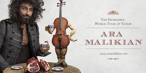 Ara Malikian en Valls. Teatre Centre Cultural