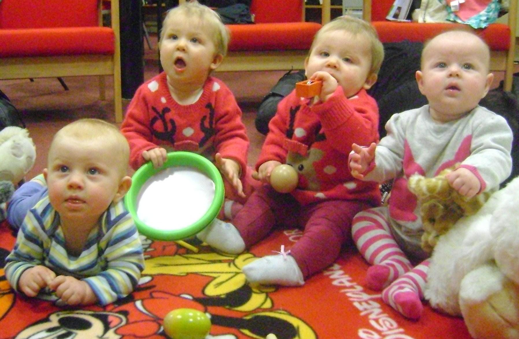 Baby Bounce and Rhyme (Fulwood)