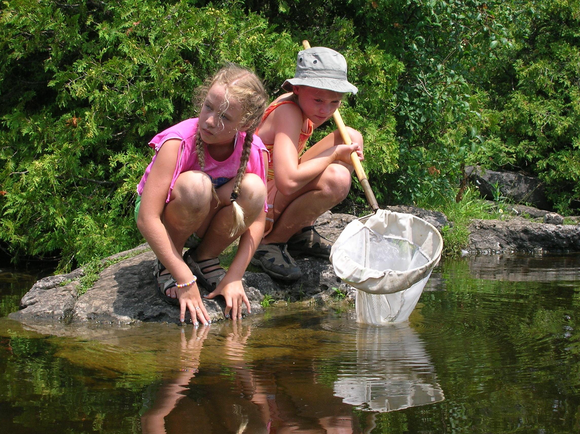 Adventure Day Camp at Guelph Lake Nature Centre - Summer 2018