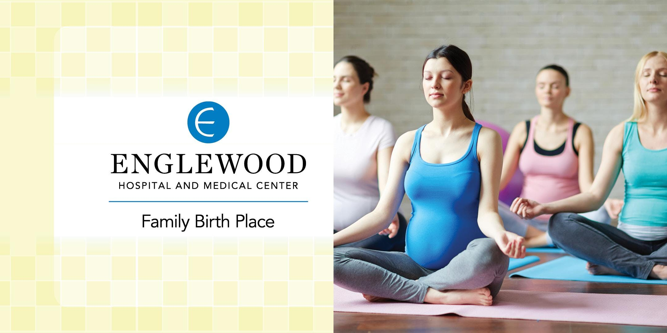 More info: Prenatal Yoga Series (APRIL 11-MAY 16)