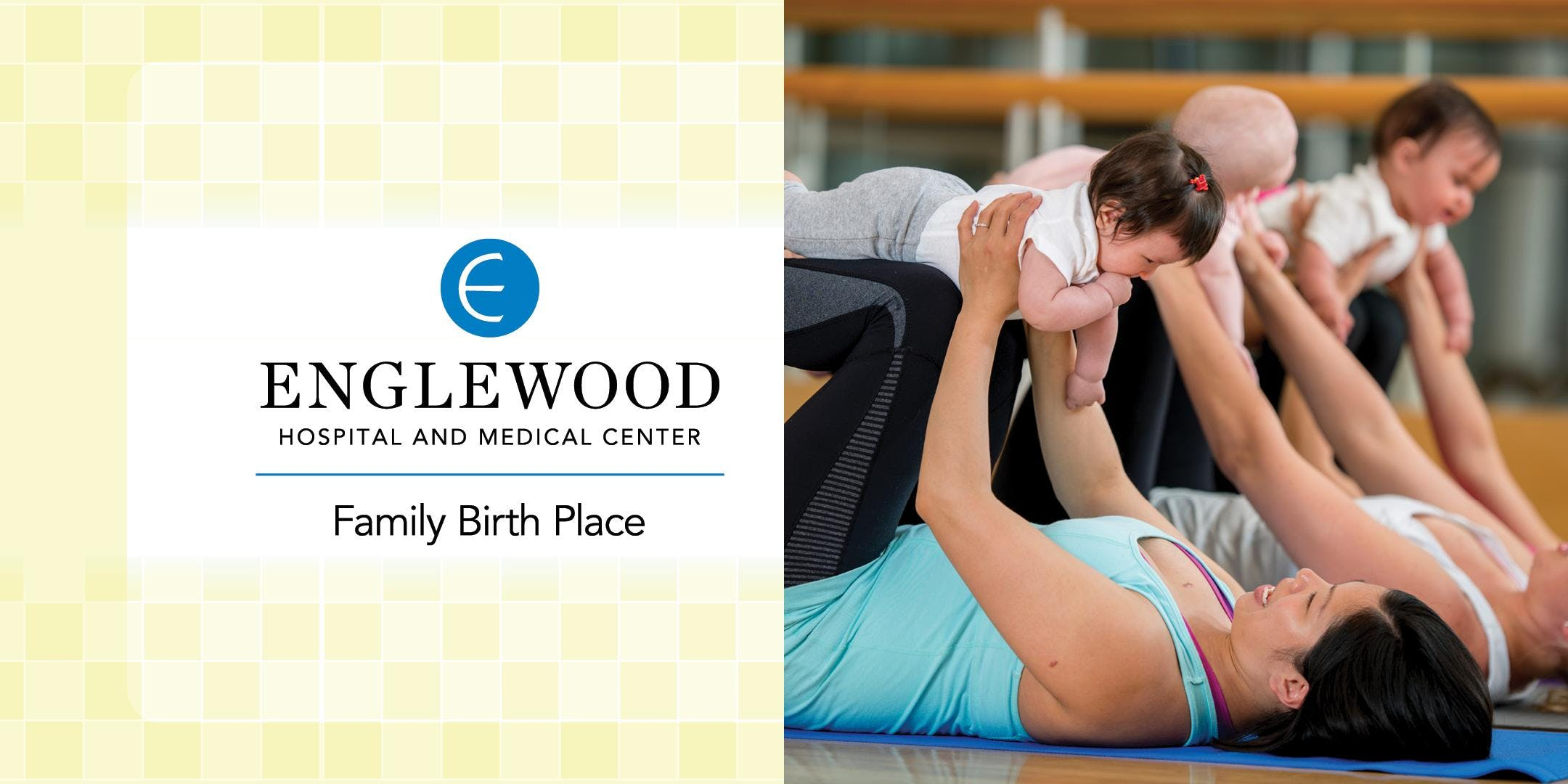 More info: Mommy and Me Postnatal Yoga Series (JUNE 14-JULY 19)