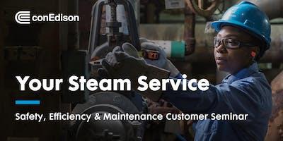 YOUR Con Edison Steam Service
