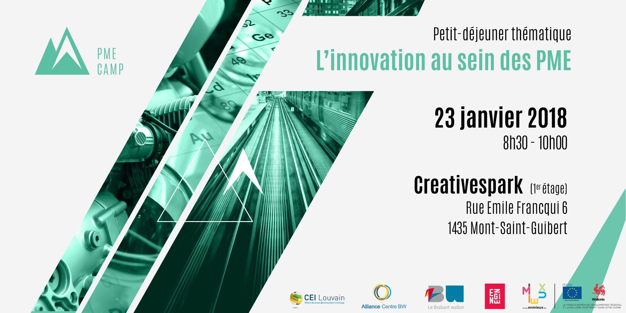 Petit-déjeuner découverte: L'innovation au sein des PME