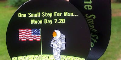 Only $9.00! Moon Day 7.20 - One Small Step For Man- Bismarck