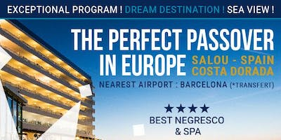 PASSOVER HOTELS 2019 PESACH KOSHER PROGRAMS EUROPE SPAIN 2019
