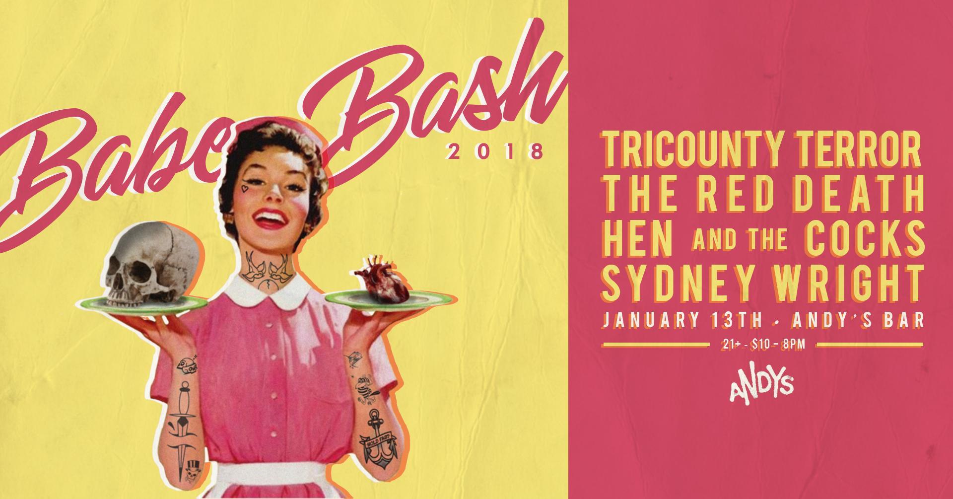 Babe Bash 2018