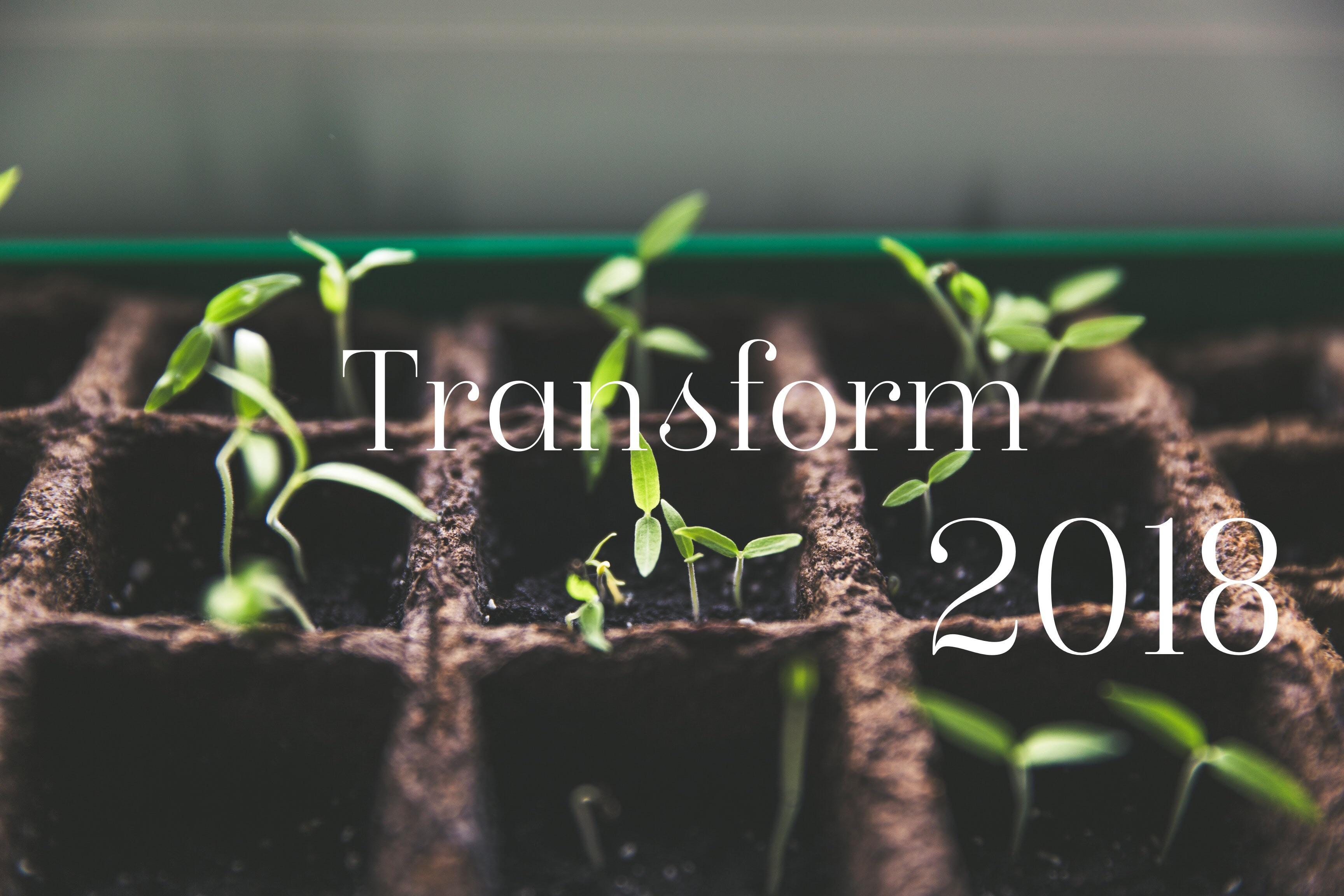 Transform 2018