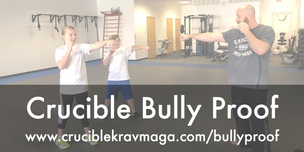 the crucible and bullying