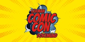 German Comic Con Dortmund 2018