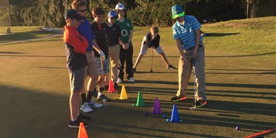 Advanced Juniors After School Golf Class (Ages 12-17) 1-Hour/ 4 Weeks