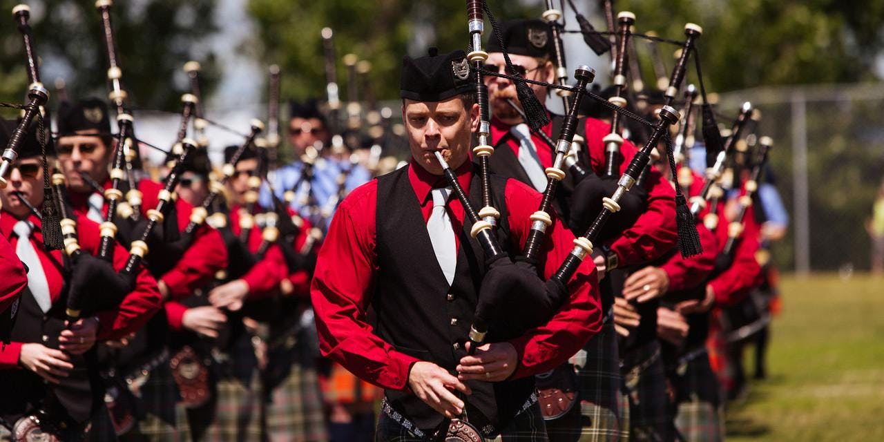 155th Victoria Highland Games & Celtic Festiv
