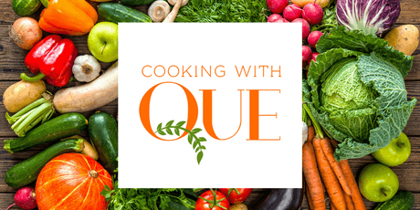 Cooking with Que - Transitioning To Plant Based Lifestyle tickets
